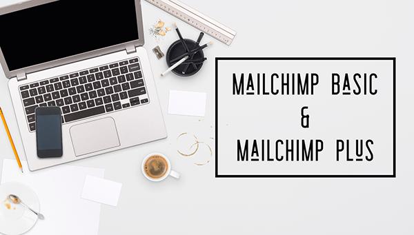 Samlepakke med Mailchimp Basic og Maichimp plus