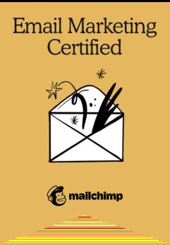 Mailchimp Academy Badge - Marketing