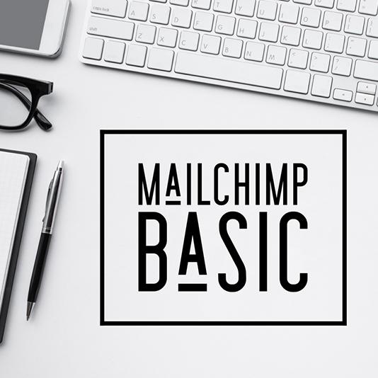 Begynderkurset Mailchimp Basic