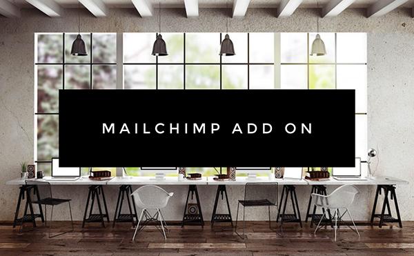 Mailchimp Add On