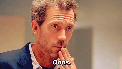 Dr. House oops